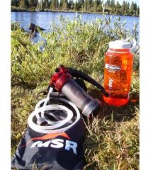 Msr Miniworks Ex Water Filter Review Outdoors Pals