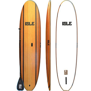 ISLE Soft Top Stand Up Paddle Board Package