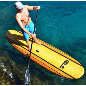 ISLE Soft Top Stand Up Paddle Board