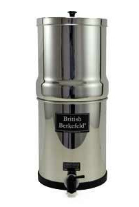 British Berkefeld Gravity Water Filter