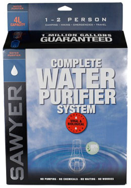Sawyer SP194 Water Purifier