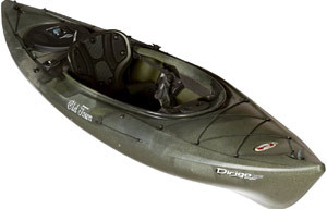 Old Town Dirigo 106 Fishing Kayak Review