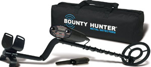 Bounty Hunter Quick Draw 2 QD2GWP Metal Detector Review