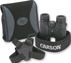Carson 3D High Definition Binoculars