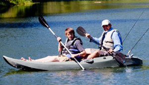 Lifetime Sport Fisher Tandem