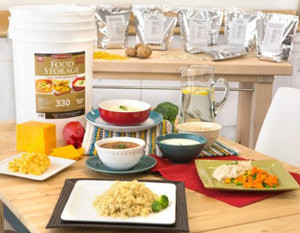 Chef's Banquet All-purpose Food Storage