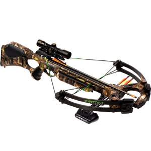 Barnett Penetrator Crossbow Package