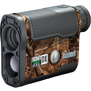 Bushnell Scout DX 1000 ARC Rangefinder Review
