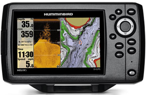 Humminbird 409620-1 HELIX 5 DI Fish Finder
